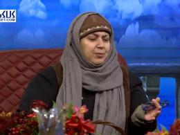 کنایه زیرکانه شهره لرستانی به رئیس جمهور در برنامه زنده