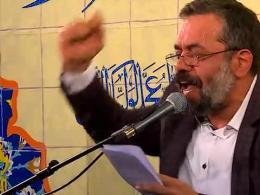 امشب لبالب میشود دخل همه خمار ها | محمود کریمی - میلاد امام زمان 1397