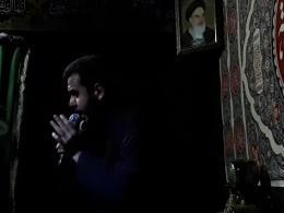 شور کربلایی علی نجفی(اللهی که چراغ روضه هات روشن باشه)
