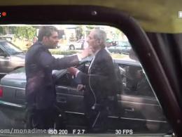 دوربین مخفی | نماینده مجلس با ماشین میزنه به عابر و واکنش مردم!!