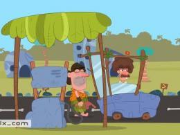 انیمیشن مصرف بنزین