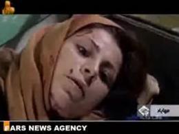 فیلم لحظه انفجار تروريستي در مهاباد