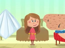 انیمیشن حفظ سلامت پوست