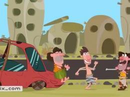 انیمیشن تصادفات جاده ای