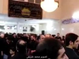 حاج محمد باقر منصوری درگذشت