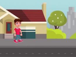 انیمیشن کاهش استرس بدون دارو