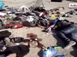 عملیات سنگین ارتش سوریه علیه مواضع تروریستها(18+)