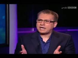 تمجید بی بی سی از مجری هتاک