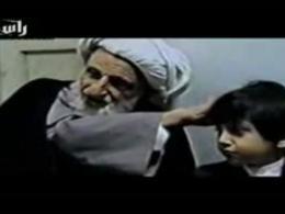 محمد حسین طباطبایی در محضر آیت الله بهجت