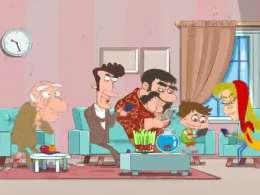 انیمیشن بل بشو - آسیب های فضای مجازی به خانواده