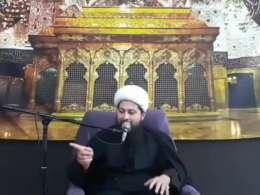 ابن ملجم عاشق امام علی بود ولی درگیر مردم شد-حاج اقا نوروزی