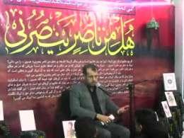 استاد خاتمی نژاد-مهمترین کارکرد محافل حسینی