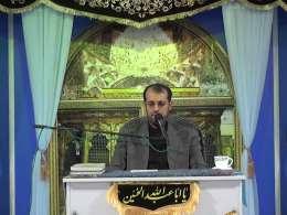 استاد خاتمی نژاد - چرا امام حسین علیه السلام، علیه یزید قیام کرد؟