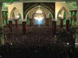 پذیرایی از عزاداران حسینی در میبد با دیزی میبدی