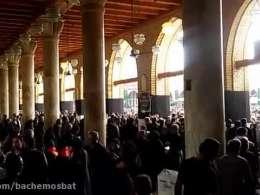 اشکهای امام زمان ، شب قبل ظهور در مسجد کوفه