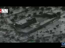فیلم عملیات ادعایی کشتن البغدادی که توسط آمریکا منتشر شده است