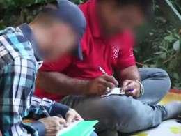 دستگیری رانندگان مست در بهشت زهرا !