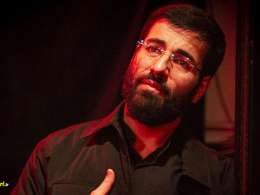حاج حسین سیب سرخی | ای تکیه گاه و جان محمد (ص)