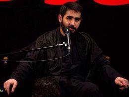 کربلایی حسین طاهری | ای سلطان نجف هستم به زیر دینت