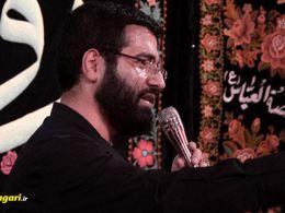 حاج حسین سیب سرخی | شب های جمعه فاطمه آید به کربلا