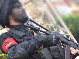 تمرینات ویژه یگان نیرو مخصوص حزب الله مشهور به یگان رضوان