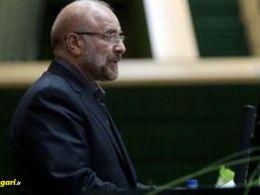 قالیباف: مشکل معیشتی مردم بخاطر مقابله ایران با ظلمهای آمریکا نیست