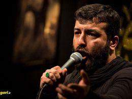 رجز خوانی سید امیر حسینی برای آمریکا و اسرائیل