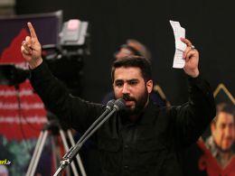 کربلایی حسین طاهری | اینجا سنگ مزار خاکه