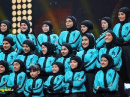 بهصدا در آمدن زنگ طلایی برای اجرای گروه «ستاره هشتم» در عصرجدید