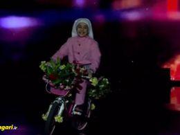 زنگ طلایی آریا عظیمی نژاد برای اجرای دختر 9 ساله
