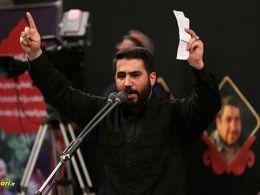کربلایی حسین طاهری   ای مهر تو بهترین علایق