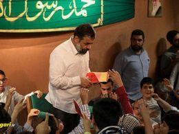 حاج محمود کریمی | اذن دخول حرم تو یا زینبه