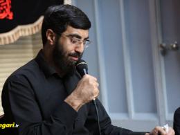 سید رضا نریمانی | جنگ با زهر چونکه تن به تن است