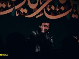 حاج مهدی رسولی | چشم وا کرده