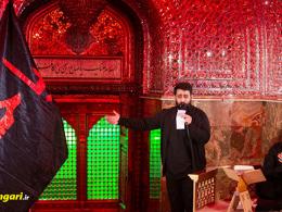 کربلایی حسین طاهری  | قربون کبوترای حرمت امام حسن