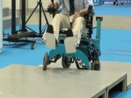 ویلچر جدید ژاپنی برای جانبازان و معلولین
