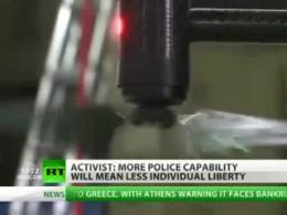 روباتهای پرنده جاسوس در پلیس آمریکا