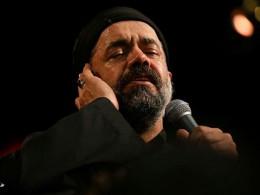 حاج محمود کریمی | کبوترها سلامم رو برسونید به داداشم