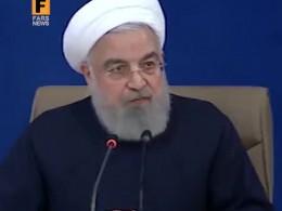 خبرنگار: آقای روحانی آیا این امکان وجود دارد که با بایدن دیدار کنید؟