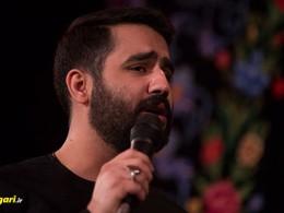کربلایی حسین طاهری |  آبروی من الهی العفو من بالحسین (صوتی)