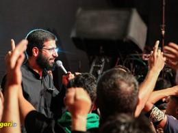 حاج حسین سیب سرخی | علی سوختم برات ای جون زهرا (صوتی)