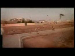 ستاره غریب با صدای محمد اصفهانی / نماهنگ