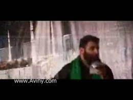 ذکر اعجاز من نغمه ی پرواز / شهادت امام علی / میرداماد
