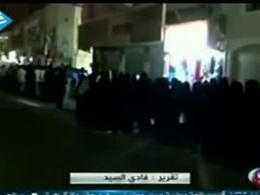 ادامه اعتراضات در بحرين و عربستان