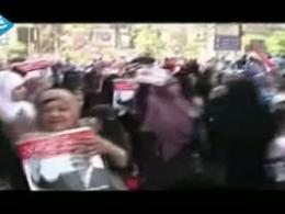 دور تازه تظاهرات و تحصن در مصر