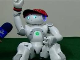 ربات سخنگوی ایرانی