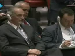 رای گیری شورای امنیت در مورد تحولات سوریه