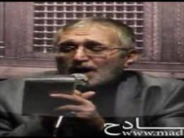 حاج منصور ارضی - روز اول  محرم - (14 / 8 / 92)