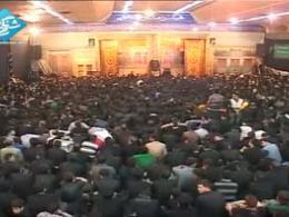 سخنرانی حجت الاسلام رفیعی - شب سوم محرم - 92