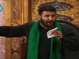 سید مهدی میرداماد - بنده ی شرمنده از راه - شب چهارم محرم - 92